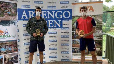 Photo of Dos nuevos títulos en dobles para los argentinos