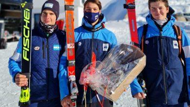 Photo of Gravier fue campeón en Italia
