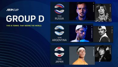 Photo of Grupo complicado para Argentina en la ATP Cup