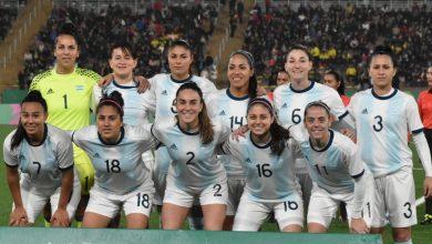 Photo of ¡Argentina jugará la SheBelieves Cup!