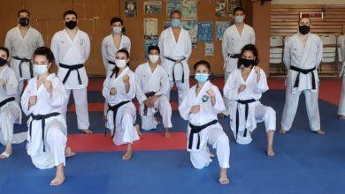 Photo of La Selección Argentina de karate entrena en el CeNARD