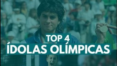 Photo of Top 4 de ídolas olímpicas