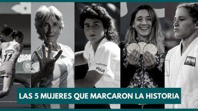 Photo of Las 5 mujeres que marcaron la historia argentina