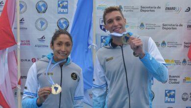 Photo of Biagioli y Cassini, campeones sudamericanos