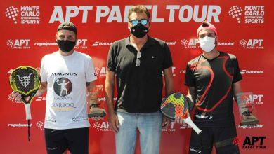 Photo of Alfonso-Chiostri fueron campeones en Paraguay