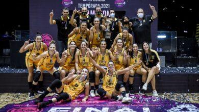 Photo of Final Four femenino: Campeón Berazategui