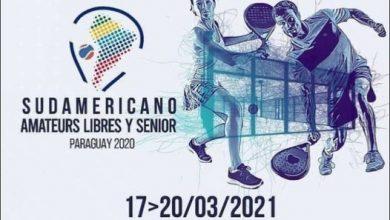 Photo of Sudamericano confirmado en Paraguay