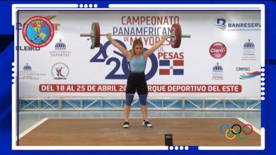 Photo of Luz Casadevall fue séptima en la Copa Panamericana