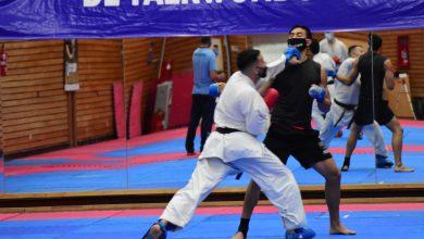 Photo of La Selección Argentina de karate se prepara para París