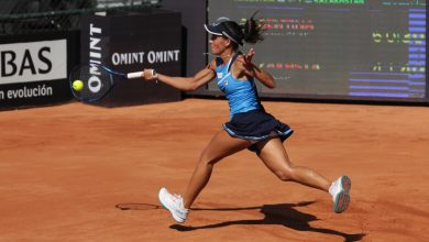 Photo of Lourdes Carlé obtuvo un triunfo histórico y Argentina iguala la serie ante Kazajistán