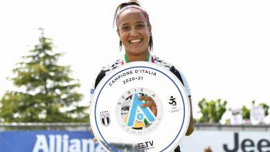 Photo of ¡Dalila Ippolito campeona de la Liga con la Juventus!