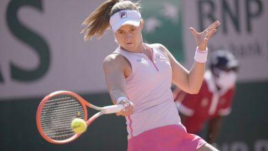 Photo of Derrota de Podoroska en el inicio de Roland Garros