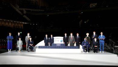 Photo of Presentaron los elementos para las ceremonias de premiación de Tokio 2020