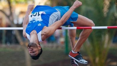 Photo of Carlos Layoy ganó una medalla con zapatillas prestadas