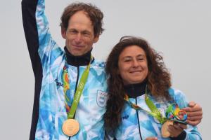 Photo of Lange y Carranza, los abanderados para los Juegos Olímpicos