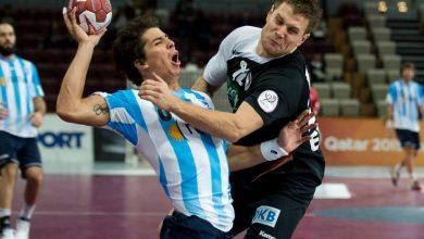 Photo of Handball: Argentina vs. Alemania en Qatar 2015