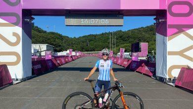 Photo of Sofía Gómez Villafañe fue 23ra en mountain bike