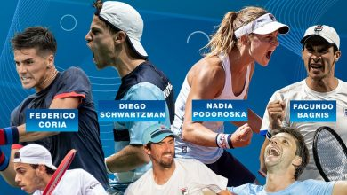 Photo of ¿Hay chances de medalla en el tenis?