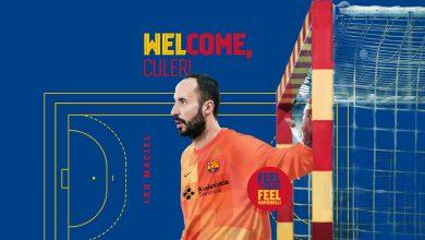 Photo of ¡Benvingut, Leo Maciel!