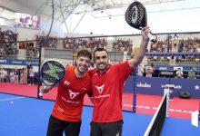 Photo of ¡Batacazo! Tapia campeón en Las Rozas