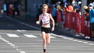 Photo of La profesora que completó la maratón olímpica
