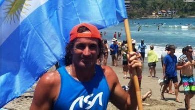 Photo of Falleció el reconocido surfista marplatense Di Pace