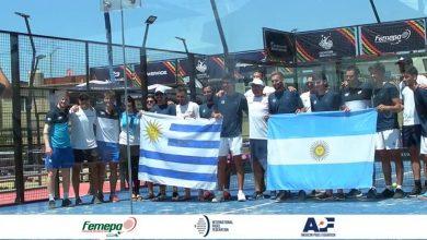 Photo of Argentina campeona panamericana