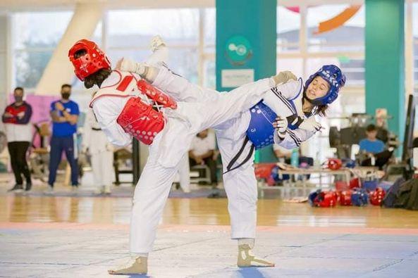 Taekwondo rumbo a Cali