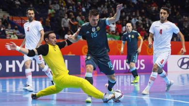 Photo of La Selección Argentina se quedó con el Grupo F en Lituania