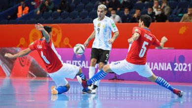 Photo of Argentina se queda con el pase a Cuartos de Final en Lituania