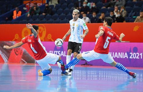 Argentina se queda con el pase a Cuartos de Final en Lituania