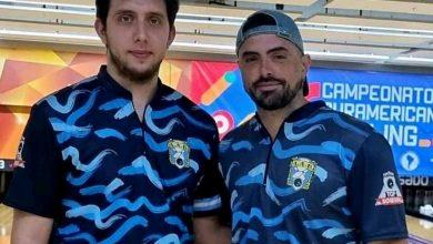 Photo of Plakoudakis y Hocsman pasaron por el Sudamericano