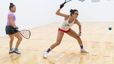 Photo of María José Vargas, finalista y segundo lugar en el US Open 2021