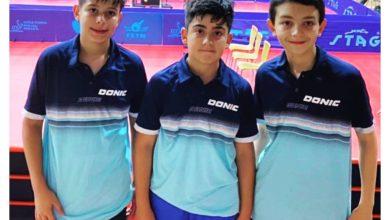 Photo of Agenda semanal: acción juvenil en el tenis de mesa