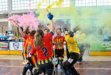 Photo of Valenciano, campeón del Campeonato Argentino Cadete Femenino