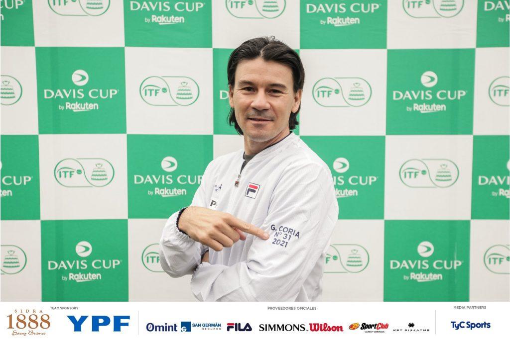 Photo of Guillermo Coria es el nuevo capitán del equipo de Copa Davis