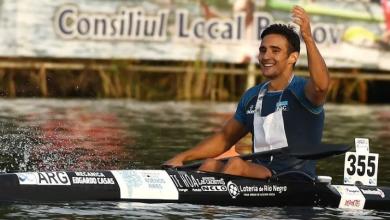 Photo of Agustín Rodríguez es subcampeón mundial