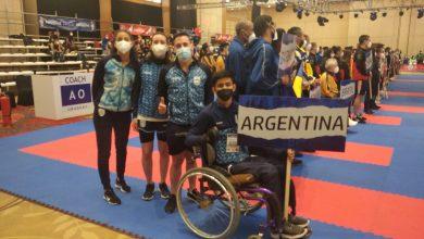 Photo of Sin medallas en el primer día del Panamericano de karate