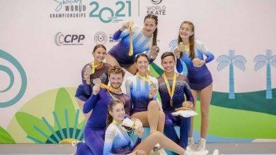 Photo of Argentina tercera en el medallero del Mundial