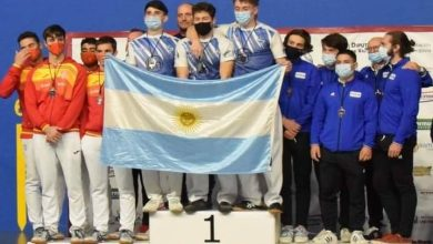 Photo of ¡Argentina campeona del mundo!